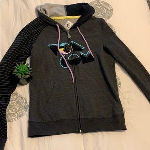 Volcom zip up jacket